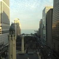 Photo taken at Park Hyatt Chicago by Karen D. on 1/15/2013