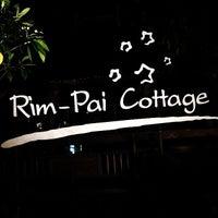 Photo taken at Rim Pai Cottage by jicarojk j. on 4/5/2014