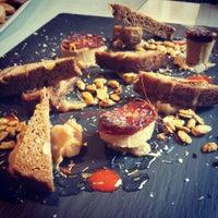 Photo taken at Sexto Sentido Gastrobar by Mamen J. on 11/8/2013