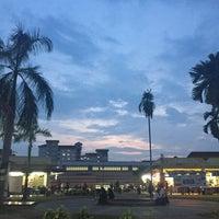 Photo taken at Dataran Cendekia by Adila J. on 5/13/2016