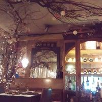 Photo taken at VeintiCinco Restaurant by Nico C. on 4/17/2016