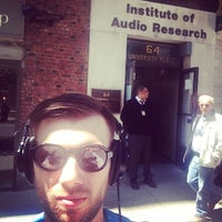 Photo taken at Institute of Audio Research by Sasha M. on 5/5/2014