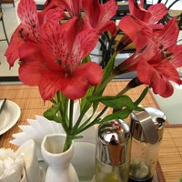 Photo taken at Brunch Cafe by Masha K. on 6/19/2013