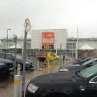 Photo taken at B&Q by Mike R. on 2/9/2013