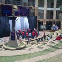 Photo taken at Universiti Teknologi MARA (UiTM) by Bat A. on 3/3/2013