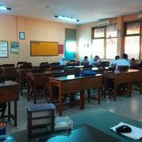 Photo taken at SMA Khadijah Surabaya by zauza s. on 8/30/2013