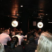 Photo taken at The Comedy Store by Mike S. on 12/18/2012