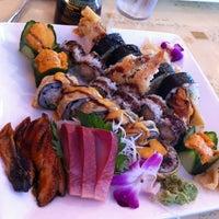 Photo taken at Kyoto Sushi Bar by Jen C. on 6/30/2013