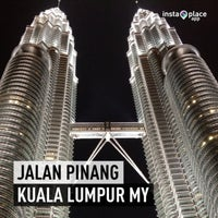 Photo taken at KLCC  Twin Tower by Nusatrip T. on 4/29/2013