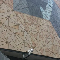 Photo taken at The Ian Potter Centre: NGV Australia by Ethel S. on 12/30/2012