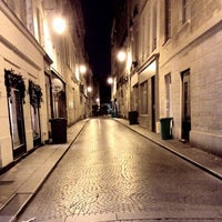 Photo taken at Rue Saint-Sauveur by om m. on 12/12/2013