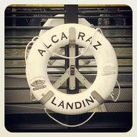 Photo taken at Alcatraz Cruises by Kristin K. on 3/28/2013