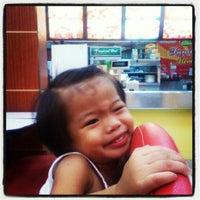 Photo taken at Tropical Hut by Carla N. on 4/14/2013