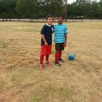 Photo taken at Thrush Park by Judith M. on 8/15/2013