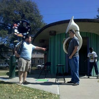 Photo taken at Comal Park by DeadMusic C. on 3/10/2013