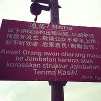 Photo taken at Tanjung Sepat by Sidney W.Ken F. on 2/24/2013