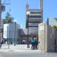 Photo taken at Facultad de Comunicación y Mercadotecnia de la UDLSB by José Carlos A. on 2/26/2013