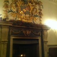 Photo taken at Buxted Park Hotel by Anton G. on 12/29/2012