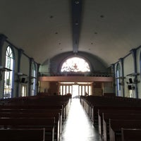 Photo taken at Church of Our Lady of Sorrows by Liftildapeak W. on 4/14/2016