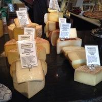 Photo taken at Rubiners Cheesemongers by Scott N. on 5/28/2014