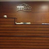 Photo taken at TETSIAD Turkiye Tekstil San ve Isadamlari Dernegi by Esref O. on 5/3/2013