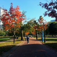 Photo taken at Boston Common by Nishan M. on 10/17/2013