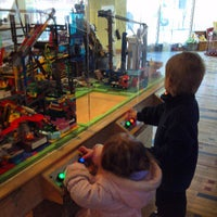 Photo taken at Madison Children's Museum by Willand F. on 3/13/2013