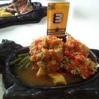 Photo taken at Waroeng Steak & Shake by Ziban S. on 12/30/2012