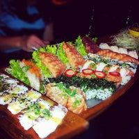 Photo taken at Mori Sushi by Catarina A. on 1/18/2013