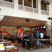 Photo taken at Vooruit Café by 🌀 Patrick P. on 6/26/2013