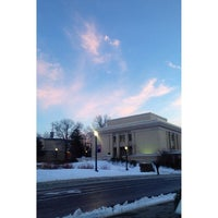 Photo taken at AU – Kogod School of Business by Bridget B. on 2/18/2015