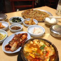 Photo taken at Convoy Tofu House by Trang J. on 9/28/2012