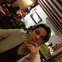 Photo taken at Dona Phina Pizza, Pasta & Grill by Marcio B. on 11/9/2012