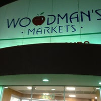 Photo taken at Woodman's Food Market by Dodgey R. on 12/18/2012