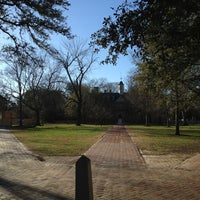 Photo taken at The College of William & Mary by Robby W. on 1/20/2013