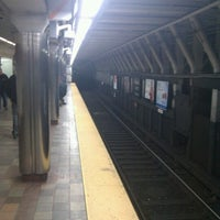 Photo taken at MBTA Downtown Crossing Station by Morgan J. on 1/9/2013