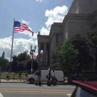 Photo taken at National Archives and Records Administration by Dominic M. on 7/4/2013