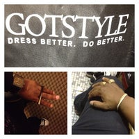 Photo taken at GOTSTYLE Menswear by Chris M. on 6/8/2013