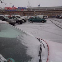 Photo taken at Tesco Extra by Angela S. on 1/18/2013