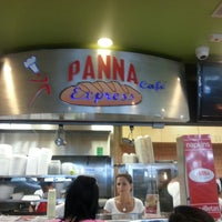 Photo taken at Panna Express Cafe by Olinto M. on 6/1/2013