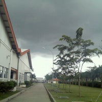 Photo taken at PT. Victory Ching Luh Indonesia by Aji B. on 12/24/2012