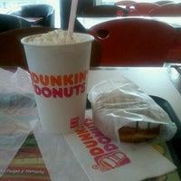Photo taken at Dunkin' Donuts by Josefina C. on 1/11/2013