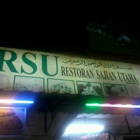 Photo taken at RSU Restaurant by Remy S. on 12/28/2012