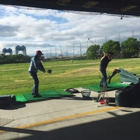 Photo taken at Randalls Island Golf Center by Сусик on 5/13/2015