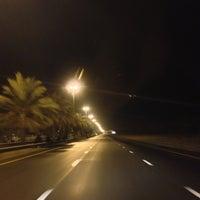 Photo taken at Al Khawaneej Road شارع الخوانيج by Hamad A. on 4/19/2013