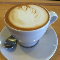 Photo taken at Waking Life Espresso by Will G. on 1/14/2013