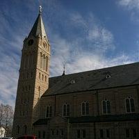 Photo taken at St Charles Borromeo Catholic Church by Ashley D. on 2/17/2013