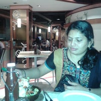 Photo taken at Pizza Hut by Dhanya V. on 1/5/2013