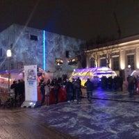 Das Foto wurde bei Winter im MQ von mrkfrnkvc am 12/17/2012 aufgenommen