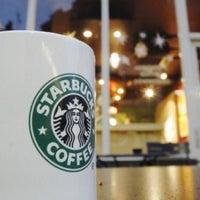 Photo taken at Starbucks by Sreekar R. on 3/10/2013